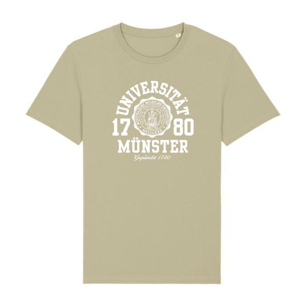 Unisex Organic T-Shirt, sage, marshall